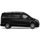 CHAUFFERED SERVICES luxury van